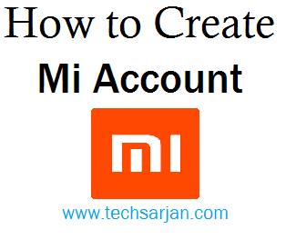 What is Mi Account (Xiaomi Mobiles)