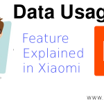 How to Use Data Usages Feature in Xiaomi (MIUI 7, MIUI 8)