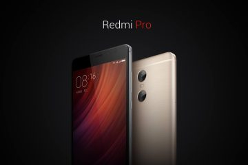 Xiaomi Redmi Pro Full Specification