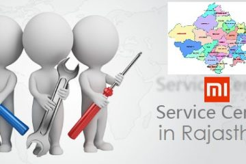 Xiaomi service centers in Rajasthan