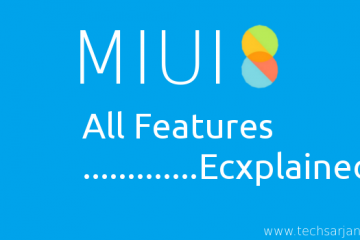 MIUI 8 All features over MIUI 7 Xiaomi
