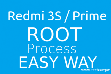 Redmi 3S Prime ROOT Process in Easy Way Xiaomi TWRP Flash Super user.png