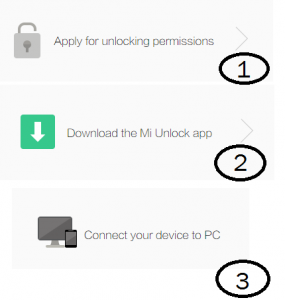 Unlock Redmi 3S / Prime Bootloader With Mi Unlock tool Xiaomi - Tech