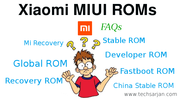 Xiaomi All ROMs Explained Developer Stable Fastboot China Global ROMs
