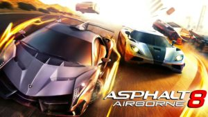 Asphalt 8 Airborne - Top games for Xiaomi Redmi Note 4
