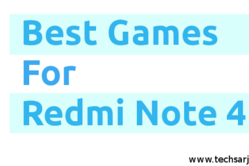 Best games for Redmi Note 4 2017 with platstroe download link