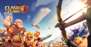 Clash of Clans - Top best games for Xiaomi Redmi Note 4 MIUI 8 games