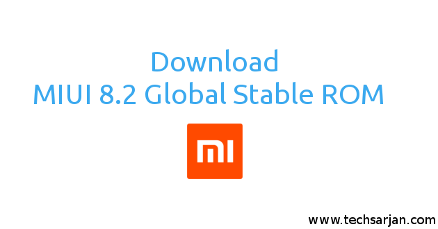 Free Download MIUI GLobal Stable ROM with installing guide step by step
