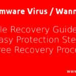 How to detect Ransomware (Wanna Cry) virus – File Recovery Process Free
