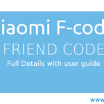 What is F-code? How to get F-Code For Xiaomi Products