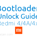 How to unlock bootloader of Redmi 4/4A/4x – Step by Step Easy Guide
