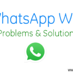 Solved – WhatsApp Web not working problem
