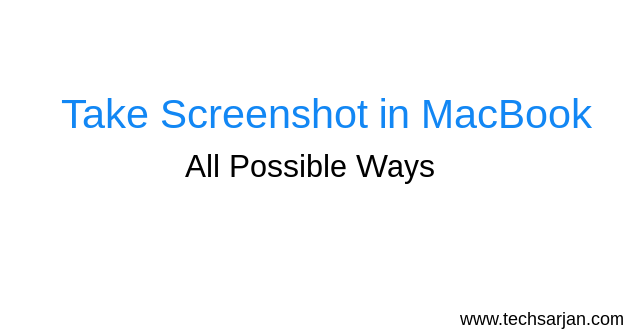 Easy way how to print screen on mac tech sarjan hello mac users today we talk about screenshot facility which provides by mac book if you are facing a problem which you want to the next person then you ccuart Gallery