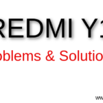 Redmi Y1 Problems & Solutions – Xiaomi Mobile