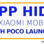 How to Hide Apps in Xiaomi phones with the help of Poco Launcher (Without Root)